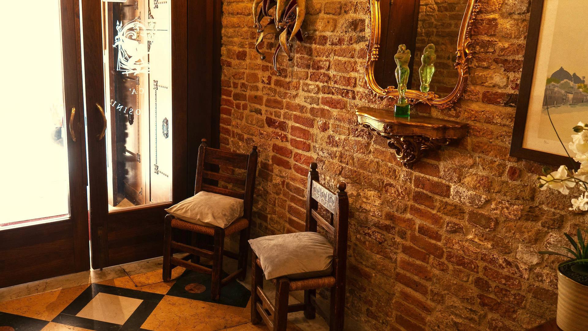 Ca' Morosini Inn in the Center of Venice