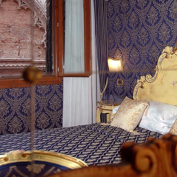Gritti Room Ca' Morosini Inn B&B in the Center of Venice
