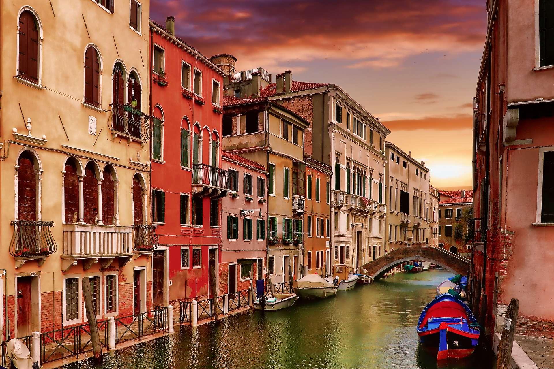 Gay-friendly b&b hotel in Venice city center